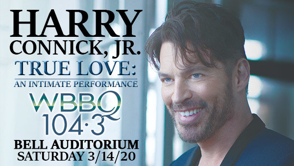 None - Win tickets to see Harry Connick, Jr. - Live In Augusta!