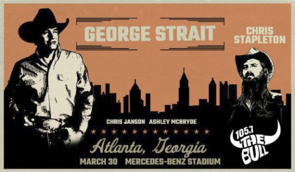 Win A George Strait Prize Pack!