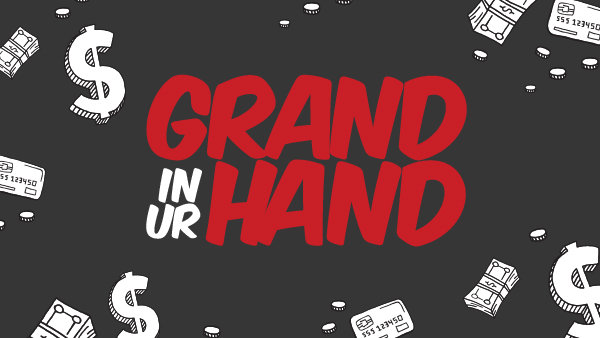 None -  Grand In UR Hand on JAM'N 94.5