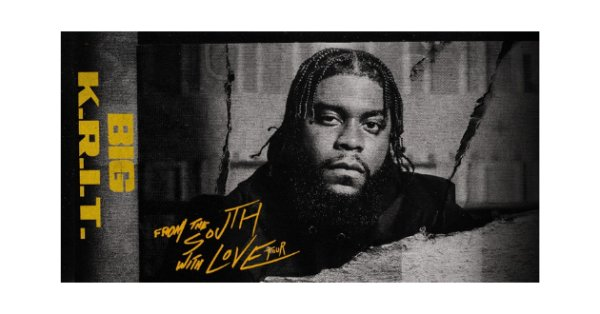 None - Enter to see Big K.R.I.T. at the Paradise Rock Club!