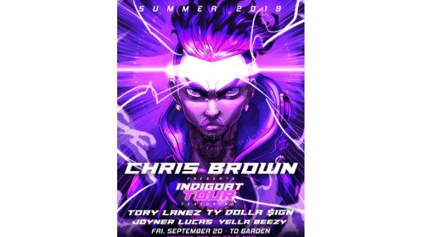 None - Chris Brown