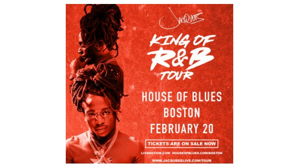 None - Jacquees: King of R&B Tour