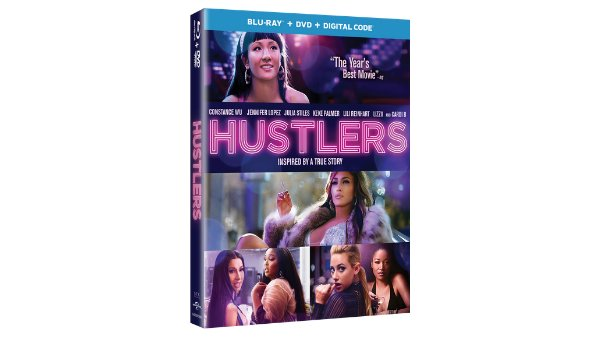 None - Hustlers on DVD