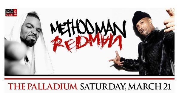 None - JAM'N 94.5 Presents Method Man + Redman
