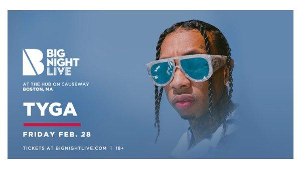 None - Tyga at Big Night Live