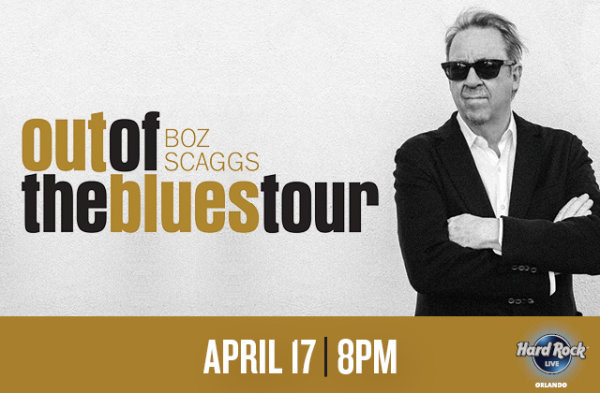 None -  Enter to win a pair of tickets to see Boz Scaggs at Hard Rock Live