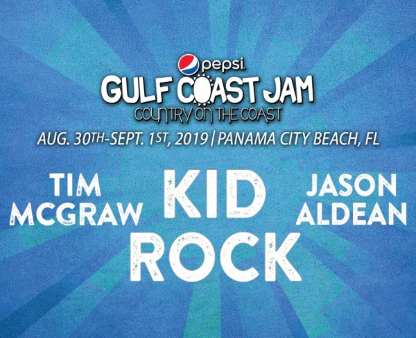 None -  Win tickets to see Kid Rock at Pepsi Gulf Coast Jam!