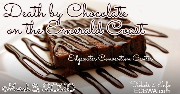 image for Death By Chocolate on the Emerald Coast 2020