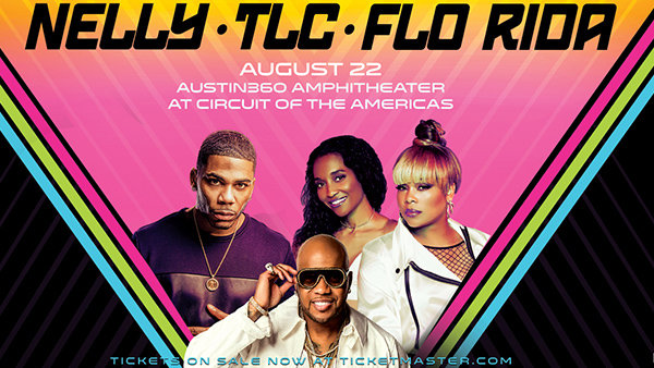 None - Enter For A Chance To Win Tickets To See Nelly, TLC, &  Flo Rida!