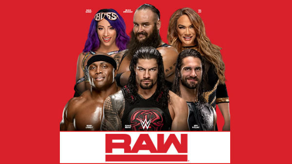 None - Enter For A Chance To Win WWE RAW Tickets!