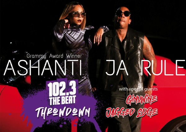None -   Enter For A Chance To Win Tickets To The 102.3 The Beat Throwdown!