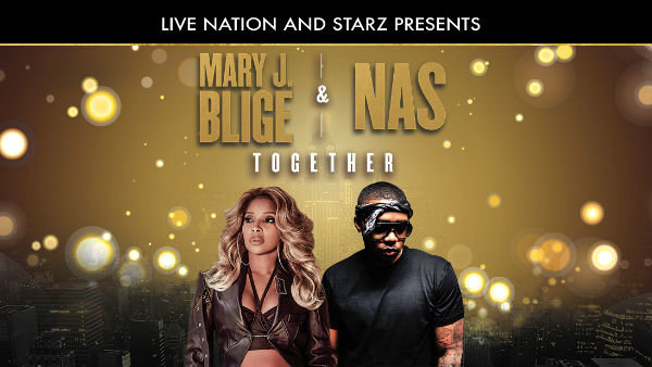 None -  Enter To Win A Pair Of Tickets To See Mary J. Blige And Nas!