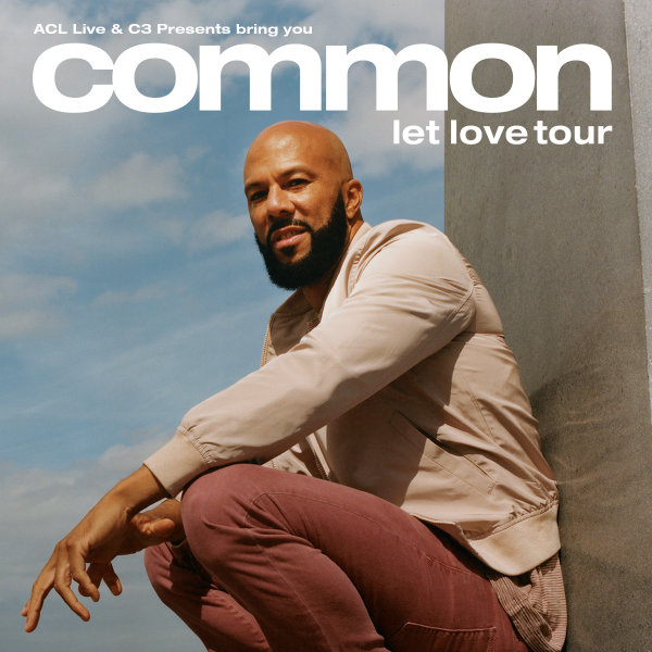 None - Enter For Your Chance To Win Tickets To Common!