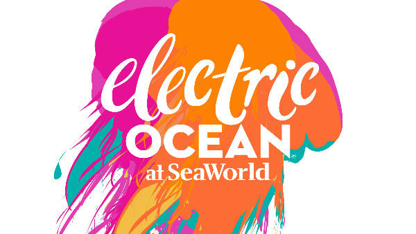 None - Win tickets to SeaWorld Electric Ocean!