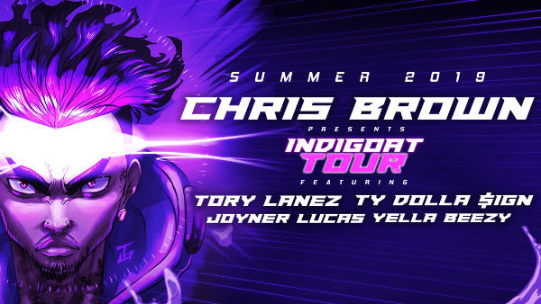 None - Enter To Win A Pair Of Tickets To See Chris Brown!