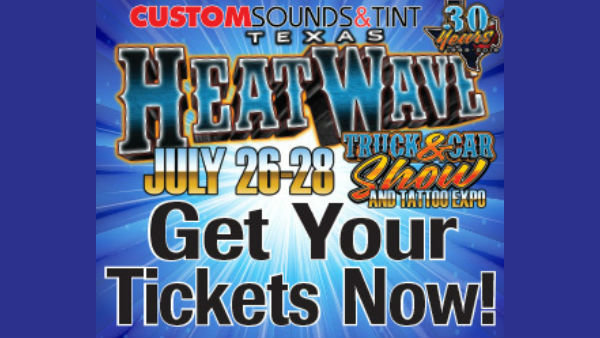 None - Enter For A Chance To Win Tickets To Texas Heat Wave!