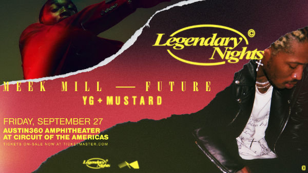 None - Enter To Win A Pair Of Tickets To See Meek Mill & Future!