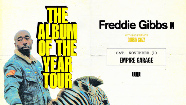 None - Enter To Win A Pair Of Tickets To See Freddie Gibbs!
