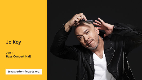 None - Enter To Win A Pair Of Tickets To See Jo Koy At Bass Concert Hall!