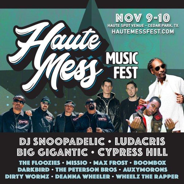 None - Win tickets to Haute Mess Fest!