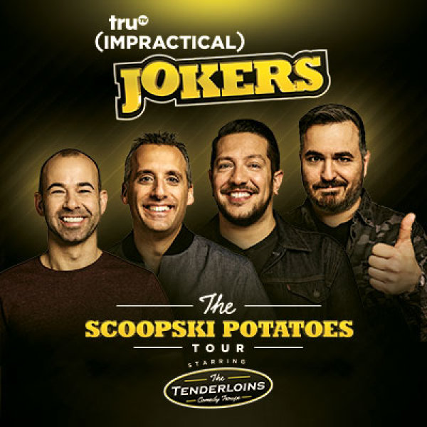 image for Win tickets to see Impractical Jokers!