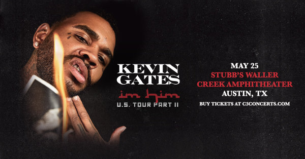 image for Enter To Win Tickets To See Kevin Gates!
