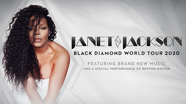 image for Enter To Win Tickets To See Janet Jackson!