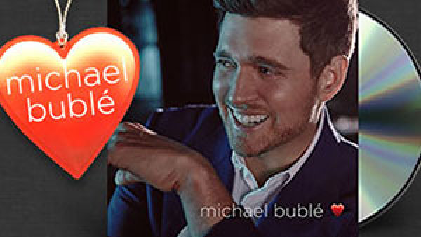 None -  Win Up Front Seats to Michael Buble
