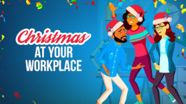 None - Christmas At Your Workplace