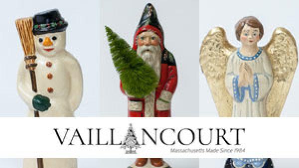 None - Vaillancourt Folk Art 12 Days Of Christmas