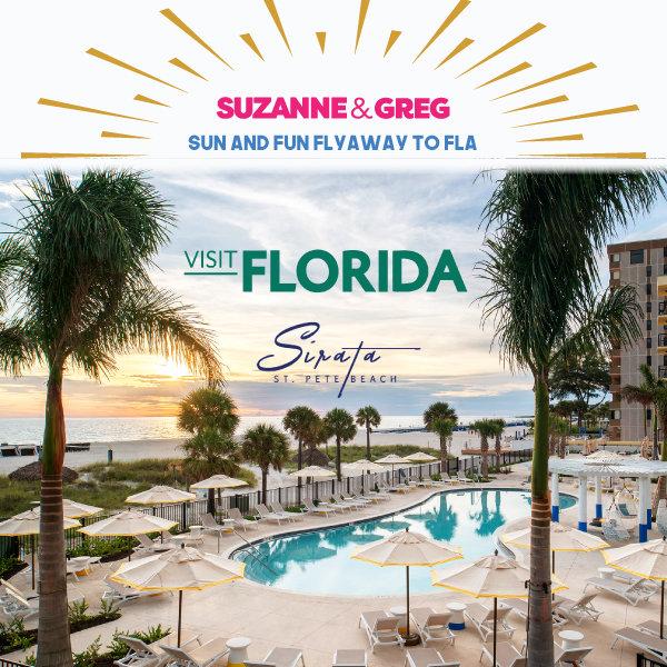 None - Suzanne & Greg's Sun & Fun Flyaway To FLA
