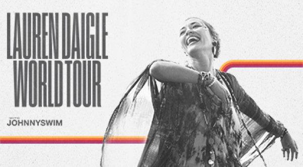 image for Lauren Daigle June 26th Agganis Arena @ Boston University