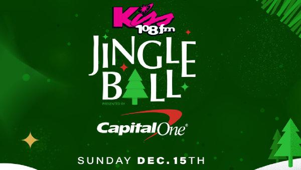 None - Kiss 108 Jingle Ball 2019!