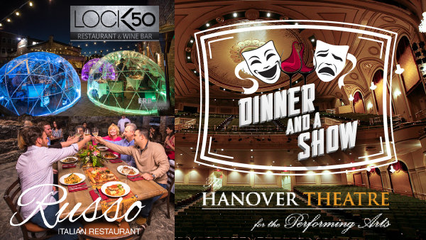 None - Locke 50 & Russo's Dinner & A Show Giveaway