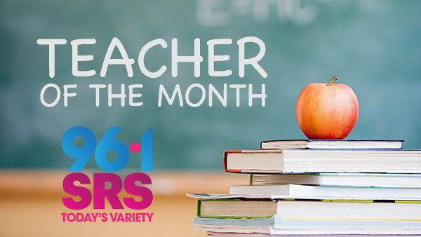 image for                     96-1 SRS Teacher of the Month