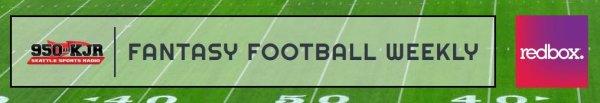 None - 950 KJR Fantasy Football Weekly 2019
