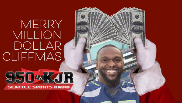 None - Merry Million Dollar Cliffmas
