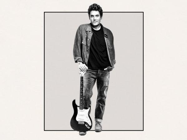 None - John Mayer at the Dunkin Donuts Center