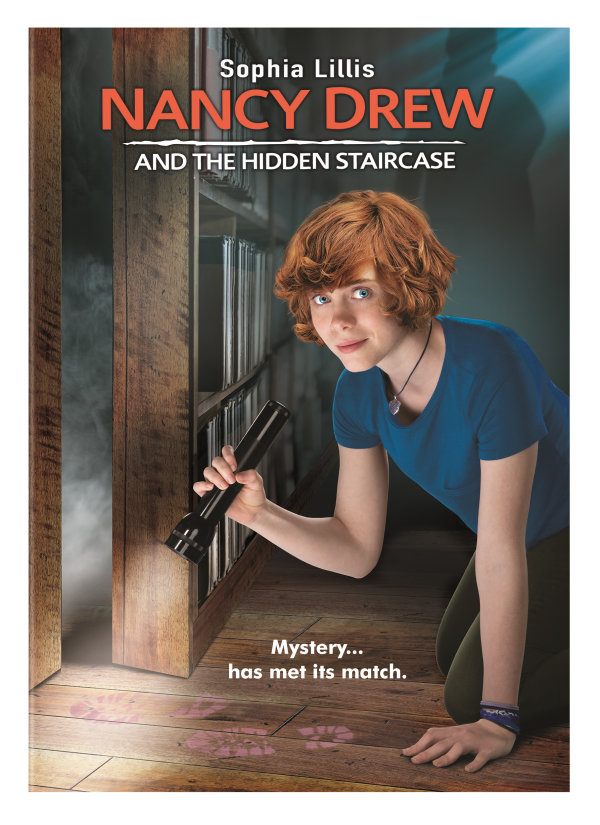 None - Nancy Drew and the Hidden Staircase