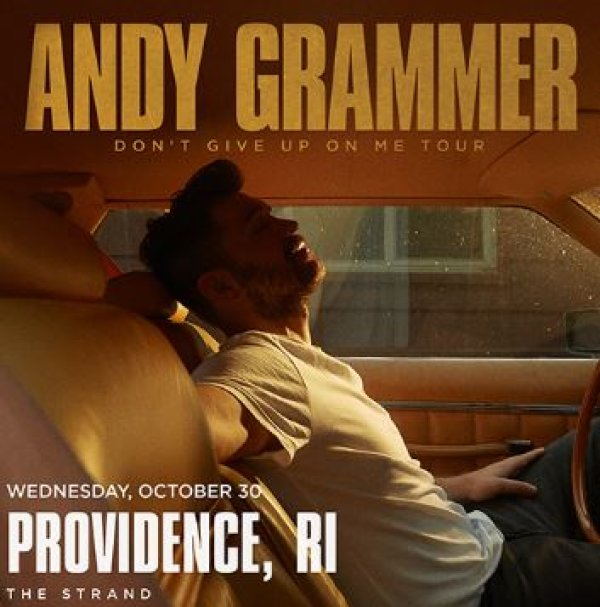 None - Andy Grammer