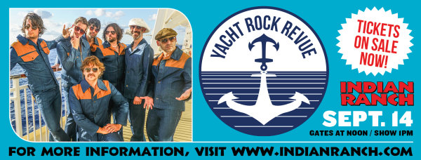 None - Yacht Rock Revue at Indian Ranch