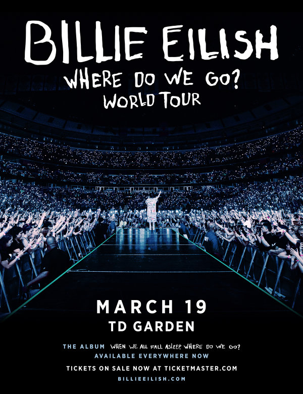 None - Billie Eilish at TD Garden