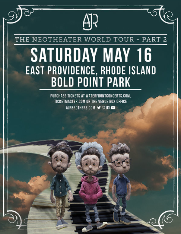 image for AJR at Bold Point Park