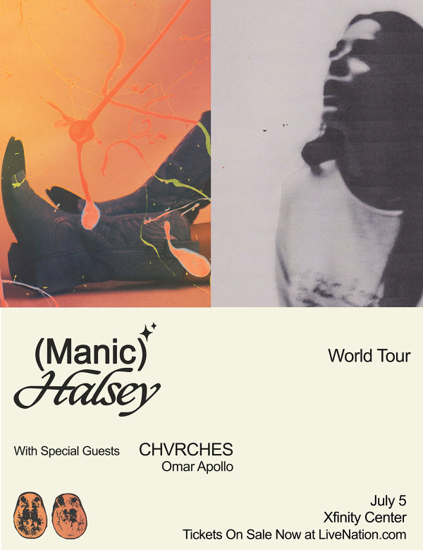 image for Halsey (Manic) World Tour at the Xfinity Center
