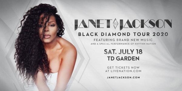 image for Janet Jackson at TD Garden