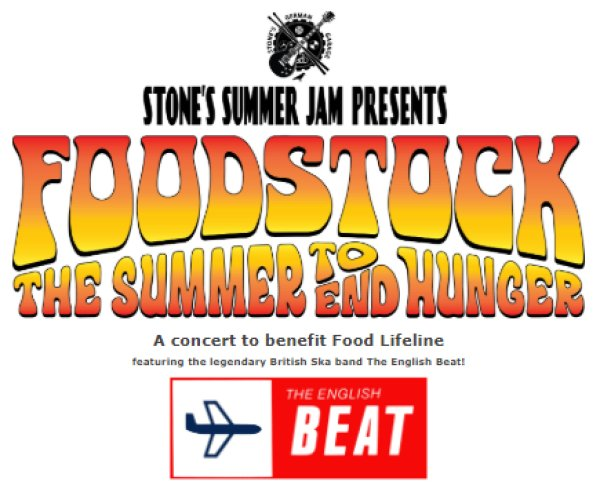 None - Win Tickets to Foodstock 2019!