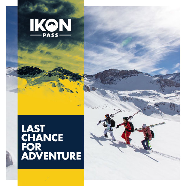 None - Win Lift Passes to Crystal Mountain from Ikon Pass!