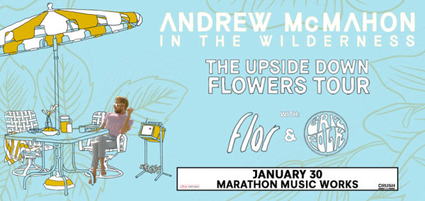 None - Andrew McMahon in the Wilderness