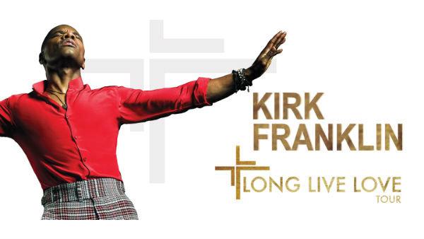 Kirk Franklin Tickets