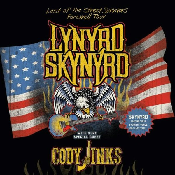 Lynyrd Skynyrd Farewell Tour